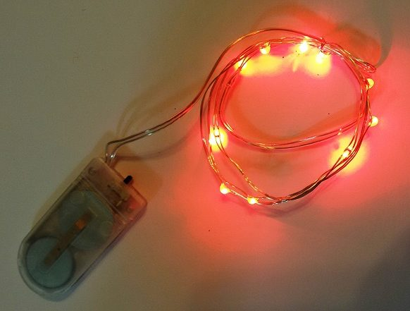 LED - Rosso fisso