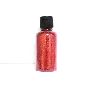 Brillantini in polvere - Rosso