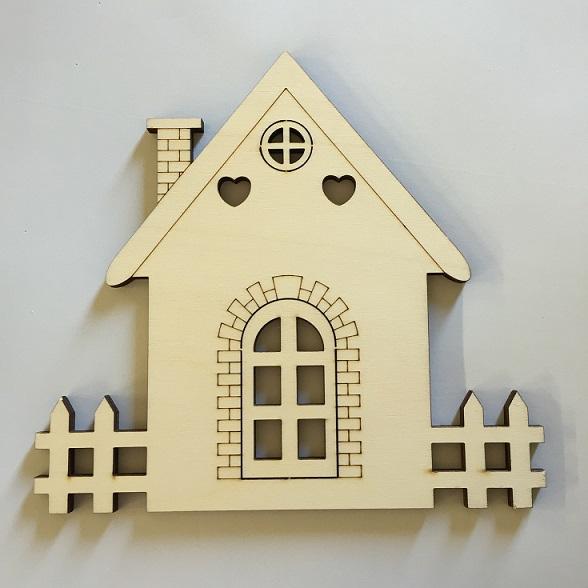 Casa con Staccionata - Grande