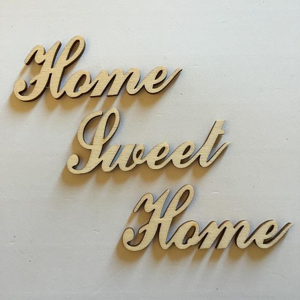 Home Sweet Home - Grande