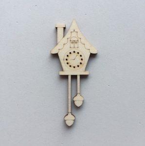 Orologio Cucù Piccolo