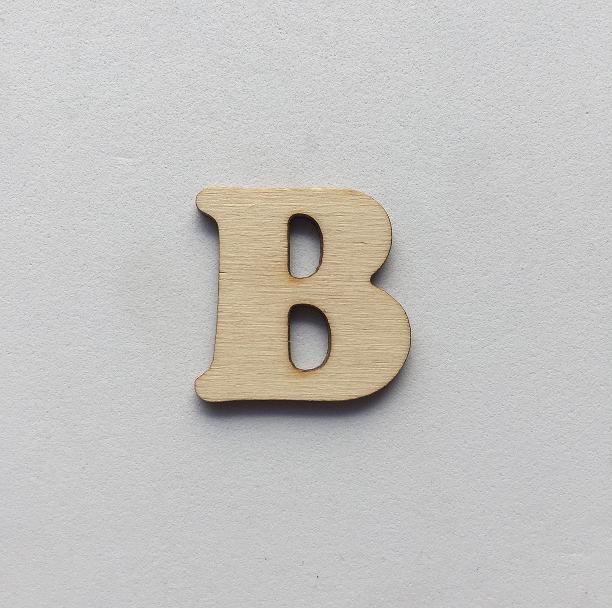 B - 1 cm