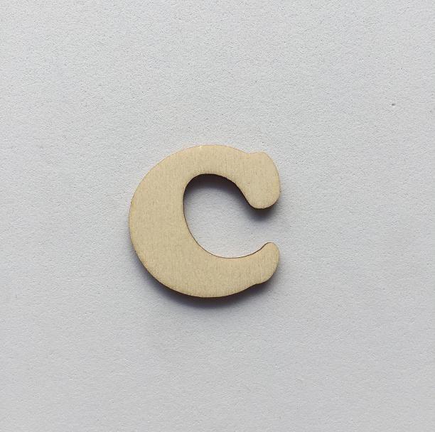 C - 1 cm