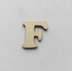 F - 1 cm