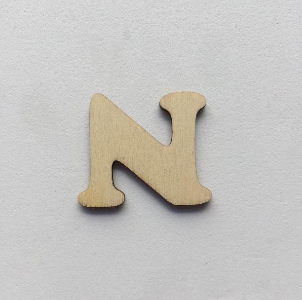 N - 1 cm