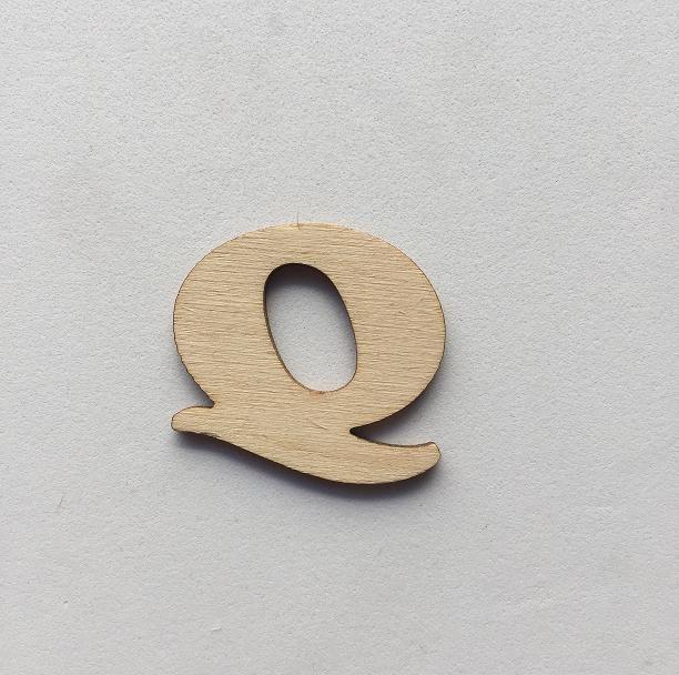 Q - 1 cm