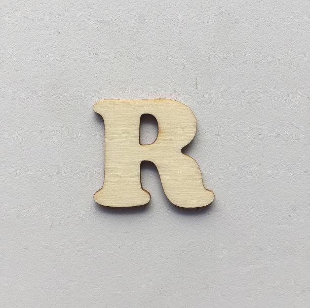 R - 1 cm