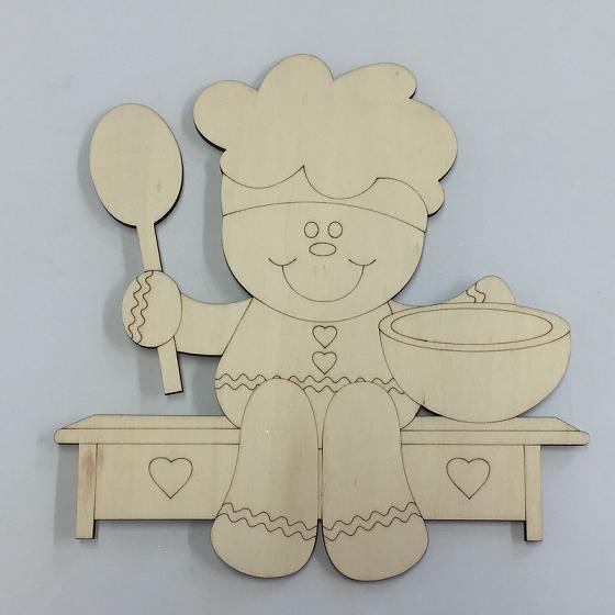 NUOVO Mobiletto Con Gingerbread