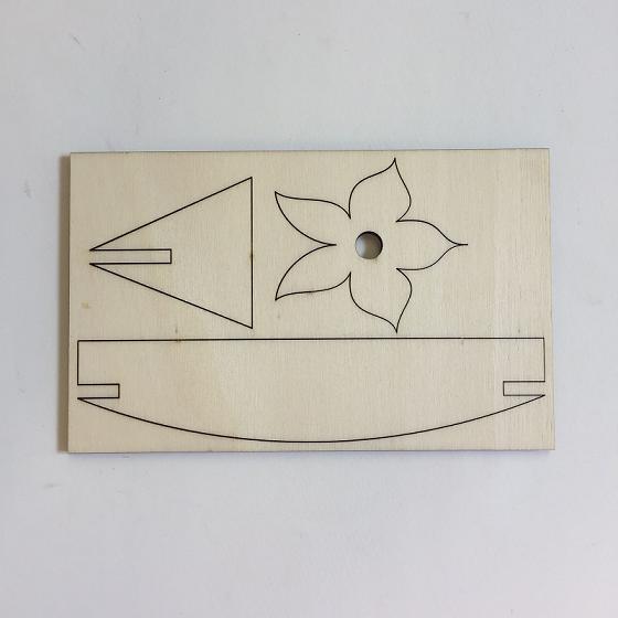 NUOVO Albero con Mensola - Grande